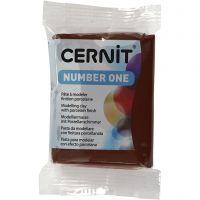 Cernit, brown (800), 56 g/ 1 pack