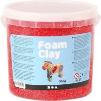 Foam Clay®, red, 560 g/ 1 bucket