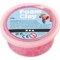 Foam Clay®, neon pink, 35 g/ 1 tub